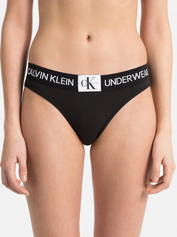 Calvin Klein Γυναικείο Σλιπ Monogram