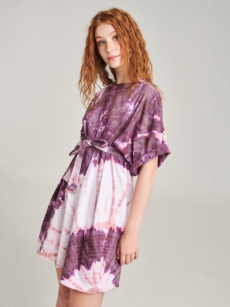 pcp tie dye φορεμα